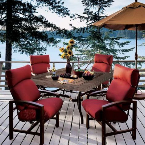 Lakeside Cushion Dining Collection