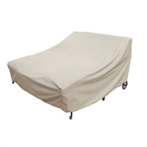Double Chaise Lounge Cover