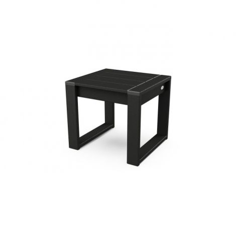 Edge Square End Table