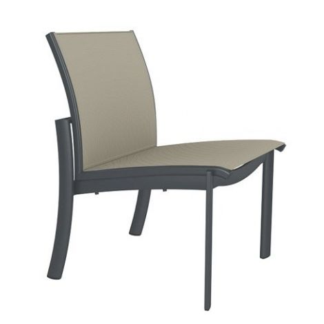 Kor Relaxed Sling Side Chair