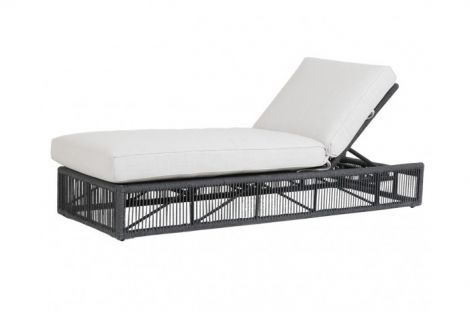 Milano Adjustable Chaise Lounge