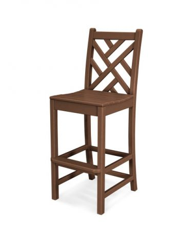 Chippendale Side Bar Chair